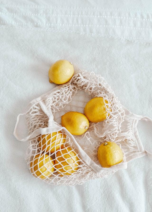 schoonmaken met citroen