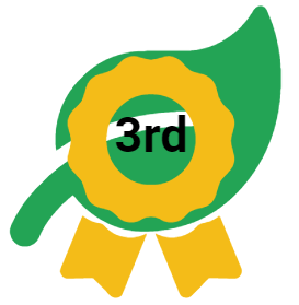 Rd place