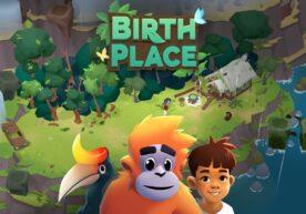 Het regenwoud helpen en leren over ecologische problemen met een mobile game
