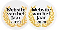 Website van het jaar duurzaamheid nominatie