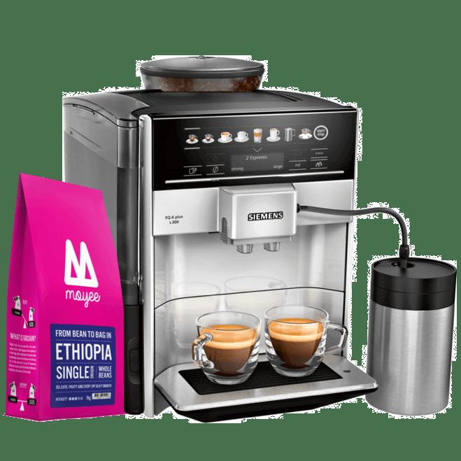 koffieapparaat leasen